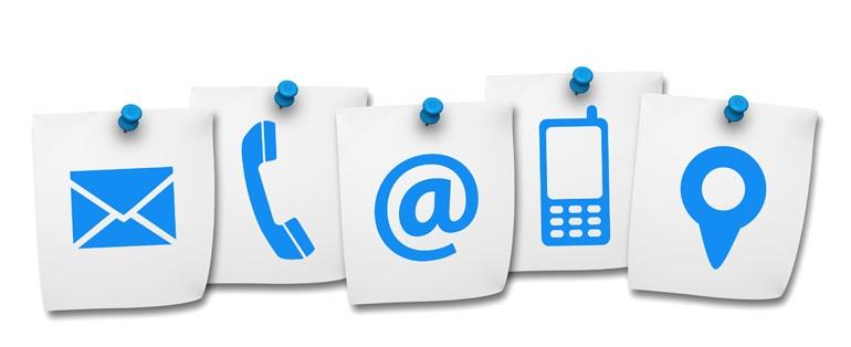 contact us - ارتباط با ما